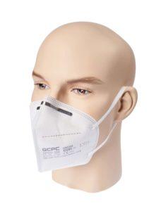 gesetzlich vorgegebene Maskenform FFP2